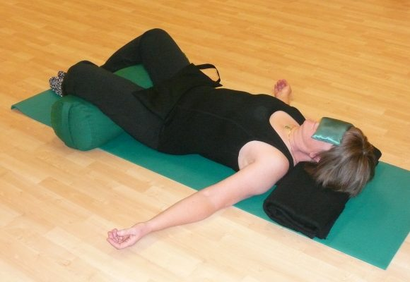 Buddha Lounge Restorative Yoga